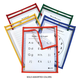 Easy Loading Reusable Dry Erase Pocket (9