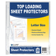 Sheet Protectors (package of 25)