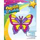 Makit & Bakit Suncatcher: Large Butterfly