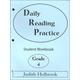 Daily Reading Practice Student Workbook Grade 4