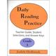 Daily Reading Practice Teacher Guide Grade 3