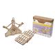 Ugears 3D Wooden Mechanical Model Arithmetic Kit
