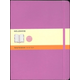 Classic Orchid Purple Softcover X-Large Notebook - Ruled