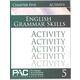 English Grammar Skills: Chapter 5 Activities
