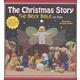 Christmas Story: Brick Bible for Kids