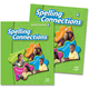 Zaner-Bloser Spelling Connections Grade 4 Home School Bundle - Student Edition/Teacher Edition (2012 edition)