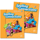 Zaner-Bloser Spelling Connections Grade 5 Home School Bundle - Student Edition/Teacher Edition (2012 edition)