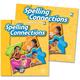 Zaner-Bloser Spelling Connections Grade K Home School Bundle -Student Edition/Teacher Edition (2012 edition)