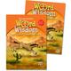 Zaner-Bloser Word Wisdom Grade 4 Home School Bundle - Student Edition/Teacher Edition (2013 edition)