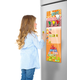 Magnetic Chart: Healthy Eating Game