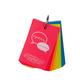 Study Cards Ringed - Medium (Bright Colors)