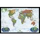 World Decorator Wall Map 46