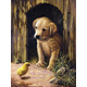 Painting By Numbers - Labrador Puppy (Junior Small)