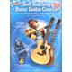 Alfred's Self-Teaching Basic Guitar Course Book & Online Video/Audio