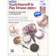 Alfred's Teach Yourself to Play Drums Book & Online Video/Audio