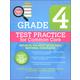 Test Practice for Common Core Grade 4 (Barron's Core Focus Workbook)