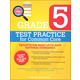 Test Practice for Common Core Grade 5 (Barron's Core Focus Workbook)
