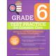 Test Practice for Common Core Grade 6 (Barron's Core Focus Workbook)