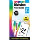 Spectrum Flash Cards Division (100 cards)