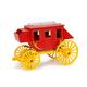 Stagecoach Premium Wood Model Kit