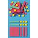 Easyshapes Algebra Tiles