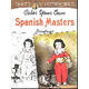 Color Your Own Spanish Masters Paintings (Dover Masterworks)
