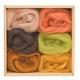 Woolpets Wool Roving (1.5 oz bag) - Earth