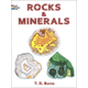 Rocks and Minerals Coloring Book (Boost Series)