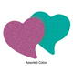 Post-It Super Sticky Notes - Heart Shape (3