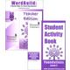 WordBuild Foundations Level 2 Combo: Teacher & Student Activity Book