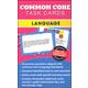 Common Core Language Task Cards Grade 1