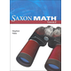 Saxon Math Course 2 Student Edition