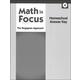 Math in Focus: Singapore Math Homeschool Answer Key Grade 4