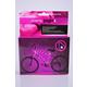 Cosmic Brightz Bike Wrap -Pink(60 lights/10')