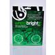 Wheel Brightz Bike Tire Lights - Green