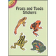 Frogs and Toads Small Format Stickers
