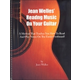 Jean Welles' Reading Music On Your Guitar Book