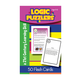 Logic Puzzlers Deck Flash Cards for Ages 11-12