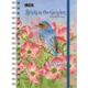 Birds in the Garden 2018 Monthly Planner