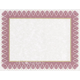 Spirals Certificates with Foil Seals (Package of 25)