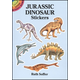 Jurassic Dinosaurs Small Format Stickers
