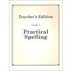 Practical Spelling Teacher's Edition Grade 4