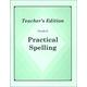 Practical Spelling Teacher's Edition Grade 6