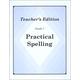 Practical Spelling Teacher's Edition Grade 7