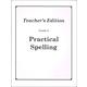 Practical Spelling Teacher's Edition Grade 8