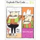 Explode the Code Book 1 1/2 (2nd Edition)