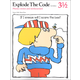 Explode the Code Book 3 1/2 (2nd Edition)