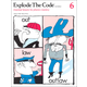 Explode the Code Book 6 (2nd Edition)