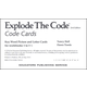 Explode the Code Cards (2nd Edition)