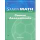 Saxon Math Course 1 Assessments